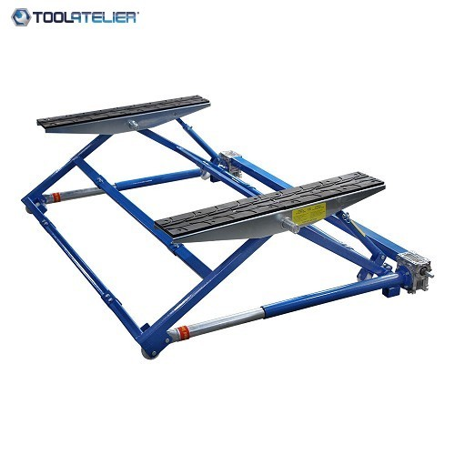 toolatelier pont basculant mobile ajustable pour automobile toolatelier. Black Bedroom Furniture Sets. Home Design Ideas